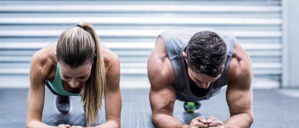 тренираща двойка