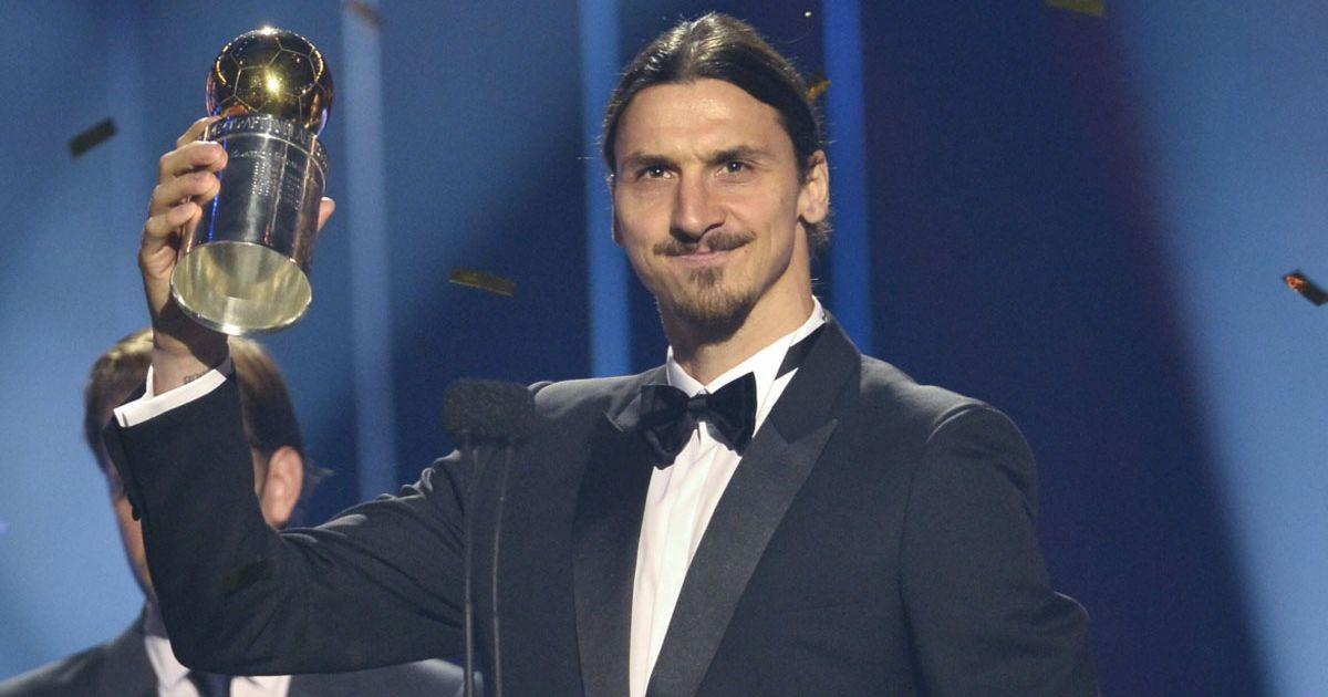 Шведски футболист на годината