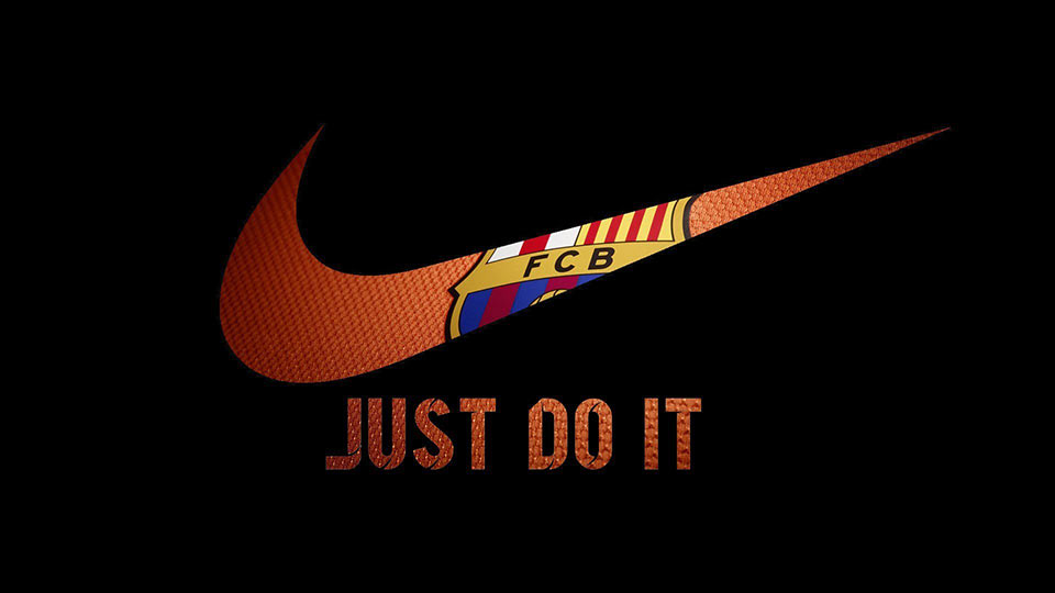 Nike and Barcelona