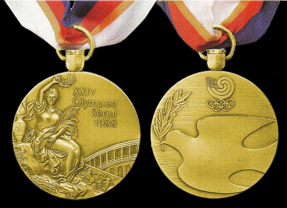 Олимпийски медал