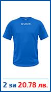 Тениска GIVOVA Shirt One ML